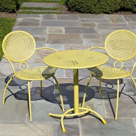 bistro set patio furniture patio bistro sets patio design ideas