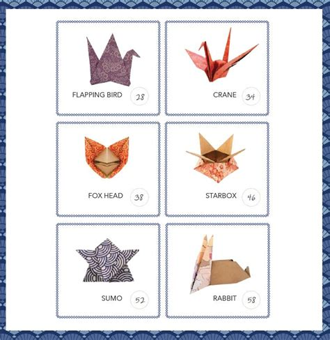 traditional japanese origami traditional japanese origami kit easy to follow