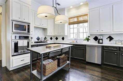 stainless steel kitchen island freestanding stainless steel island with shelf contemporary kitchen