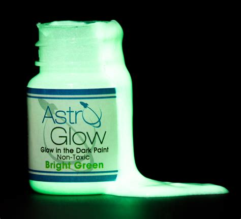 glow in the paint dries clear glow in the paint premium light green 54 fl oz dries