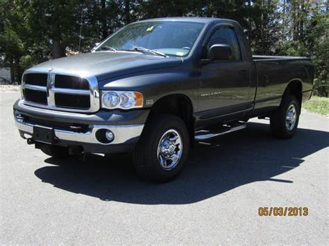 automobile air conditioning repair 2003 dodge ram 2500 windshield wipe control purchase used 2003 dodge ram 2500 4x4 low miles 5 7 hemi v 8 in leominster massachusetts