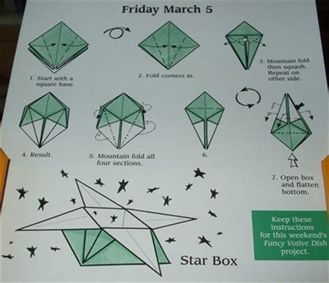 how to make a shaped box origami wonderful diy origami box