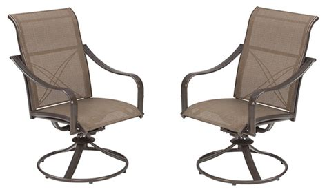 swivel chairs outdoor casual living worldwide recalls swivel patio chairs due to