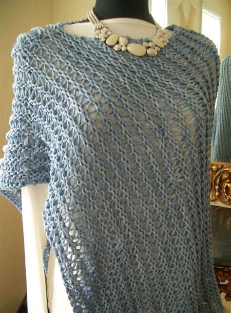 free knitted poncho patterns lighter poncho knitting patterns in the loop knitting