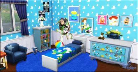 story bedroom story bedroom at victor miguel 187 sims 4 updates
