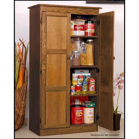 kitchen food storage cabinets concepts in wood multi use storage pantry in oak