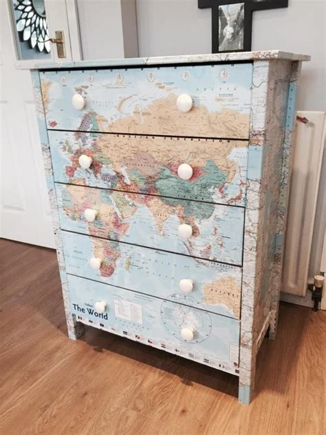 how to decoupage furniture with paper the decoupage guide oak furniture uk