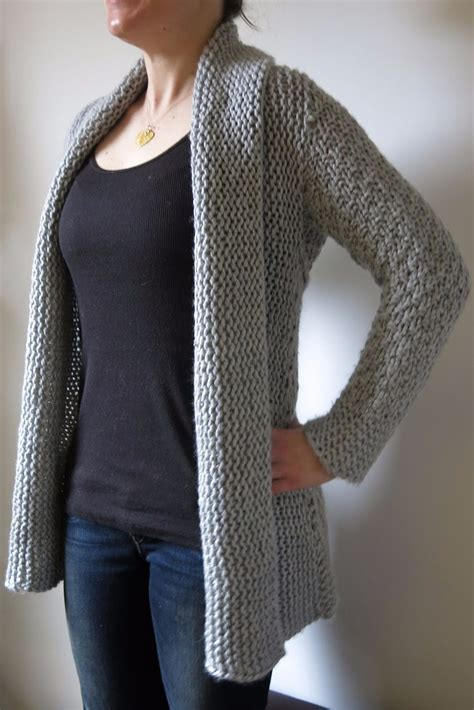 cardigan free knitting pattern these knitted cardigans are the way to update your