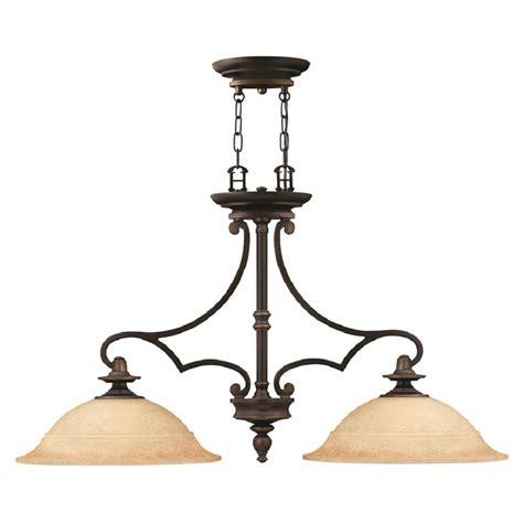 kitchen island chandelier lighting rubbed bronze kitchen island pendant with mocha glass shades