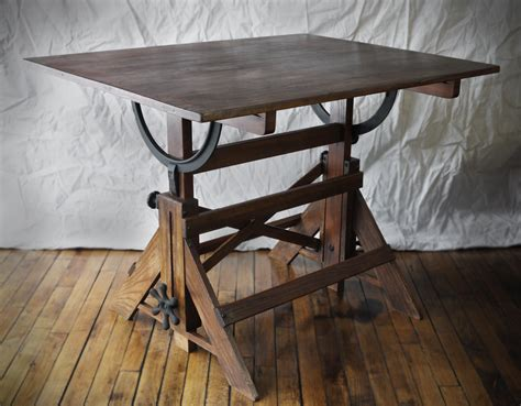 drafting table antique hartong international antiques design