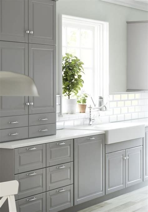 ikea grey kitchen cabinets ikea s new modular kitchen sektion makes custom