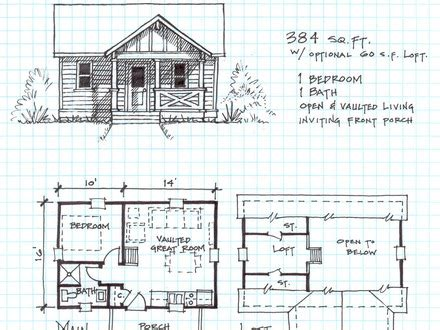 small cabins with loft floor plans cabin floor plans with loft log cabin with loft floor