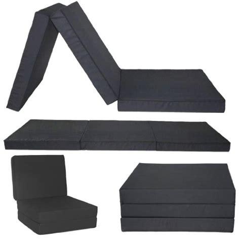 gilda 174 d 233 plier matelas noir fresco chaise chauffeuse d 233 plier lit d