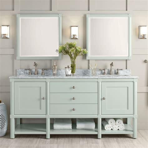 Spa Style Bathroom Vanity by These Bath Vanities Deliver On Storage And Style Martha