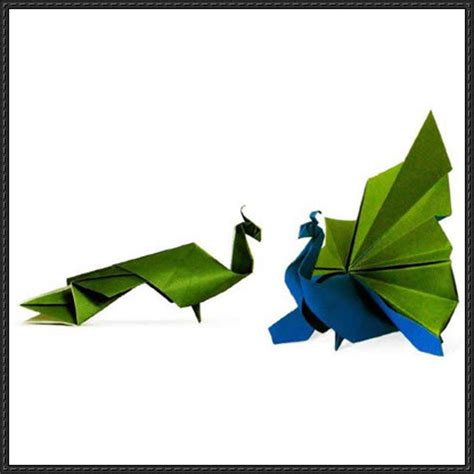 how to make origami peacock papercraftsquare new paper craft origami peacock