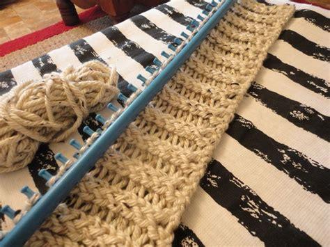 knitting loom blanket loom knitting a blanket sewing