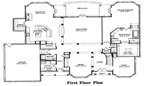 house plans with large bedrooms 7 bedroom house plans 15 bedroom house floor plans 7 bedroom floor plans mexzhouse