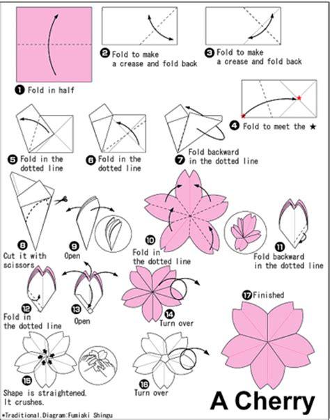 cherry blossom origami 5137926828 58a64d789a z jpg