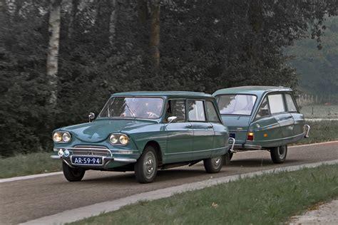 Citroen Ami by Citro 235 N Ami 6 Commercial 1965 Ami 8 Trailer 8050