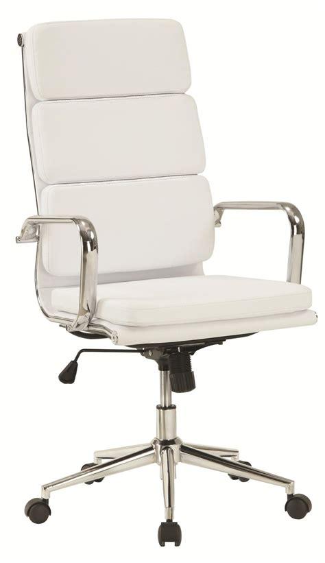 white leather desk chair white leather desk chairs