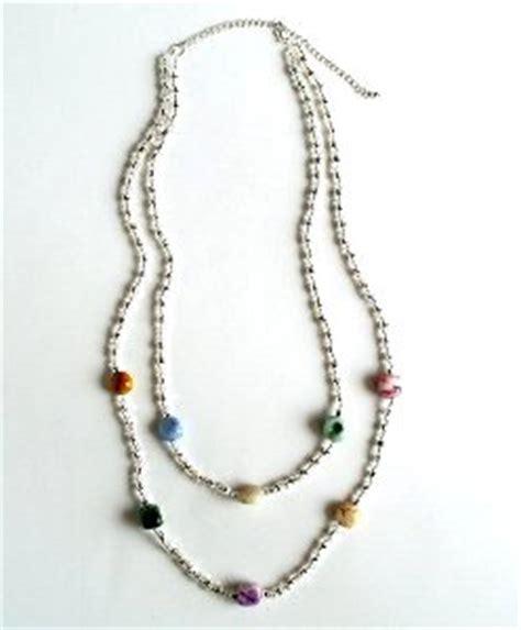 all free jewelry 36 simple strung jewelry patterns allfreejewelrymaking