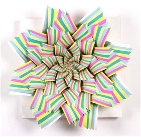 crafts with colored paper beautiful crafts from colored paper 19 pics curious
