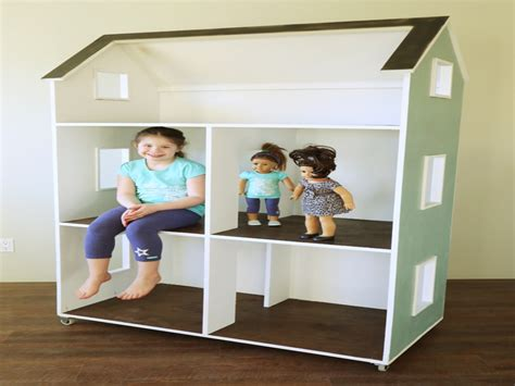 18 inch doll house plans free doll house plans for american or 18 inch dolls 5 room