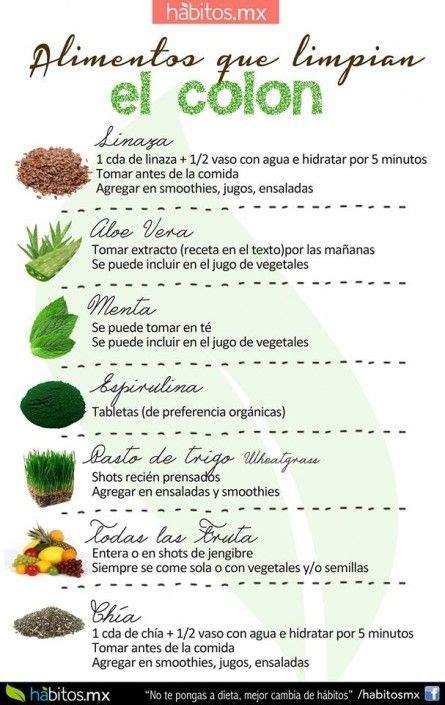 alimentos para limpiar el colon alimentos que nos ayudan a limpiar el colon salud