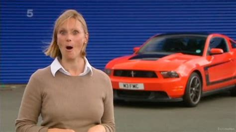 Vicki Fifth Gear by Vbh Thrashes Ford Mustang 302 At Le Mans For Fifth