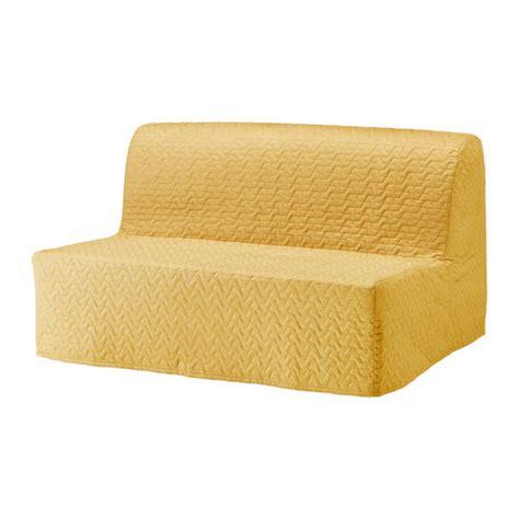sofa bed slipcover ikea lycksele sleeper sofa slipcover vallarum yellow ikea