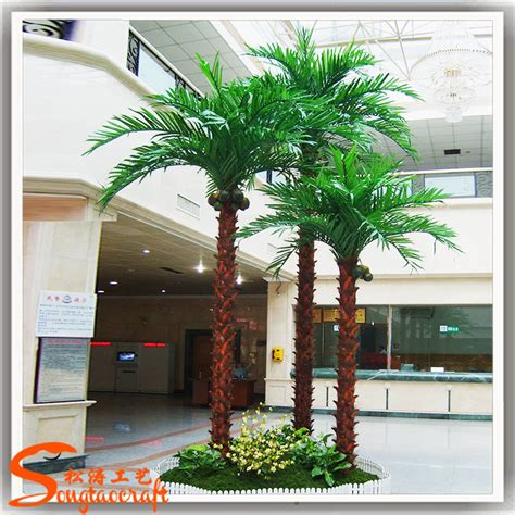 artificial palm trees for sale preserved outdoor palm tree artificial plastic palm trees