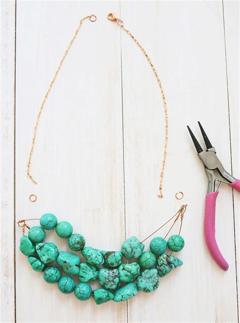 jewelry how to make 17 best ideas about beaded necklaces on