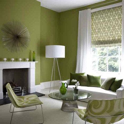 paint colors for living room with green for the home on 90 pins