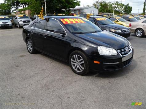 2005 Volkswagen Jetta 2 5 by 2005 Volkswagen Jetta 2 5 Sedan In Black 635325 Jax