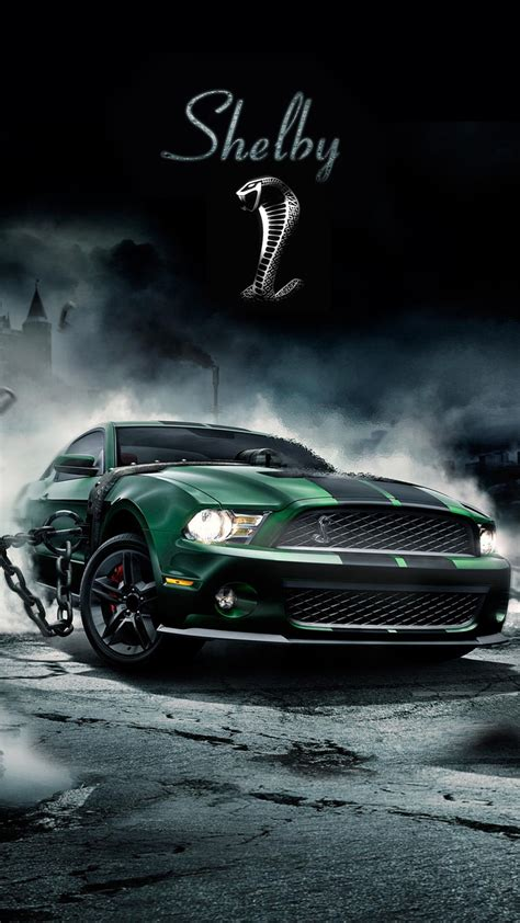Car Wallpaper For Android by Shelby Cobra Car Android Wallpaper Free