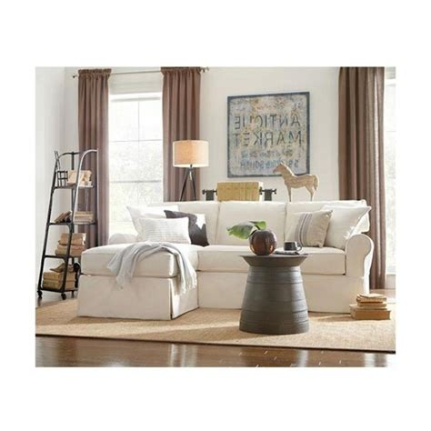 slipcover sectional sofa with chaise classic slipcover sectional sofa with chaise photos 75