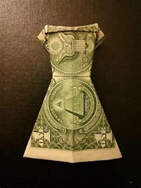 dollar bill origami dress money origami a dollar bill folded dress paper folding