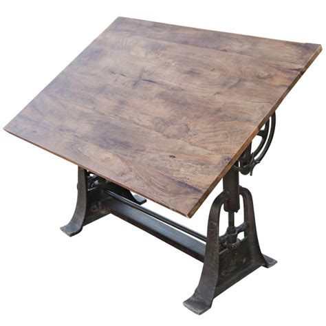 professional drafting tables professional industrial adjustable drafting table at 1stdibs