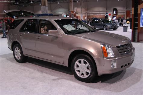 04 Cadillac Srx by Auction Results And Data For 2004 Cadillac Srx Leake