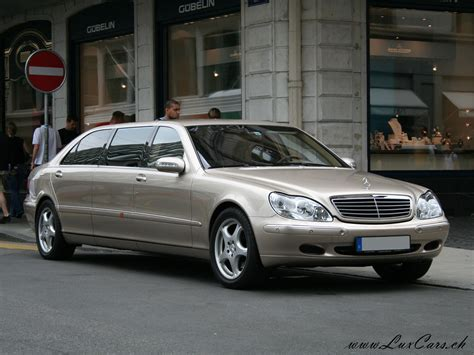 Mercedes Limousine by Www Luxcars Ch Mercedes S600 Limousine