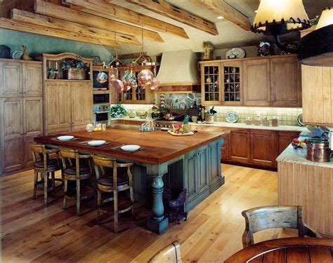 kitchen island rustic rustic kitchen island kitchentoday