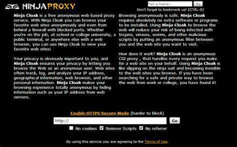 free proxy best free proxy server websites secure malware free