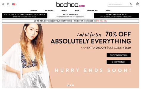 online best shopping sites top 25 best online shopping sites for women