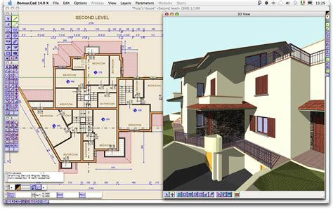 free 3d architectural design software screenshot review downloads of shareware domus cad