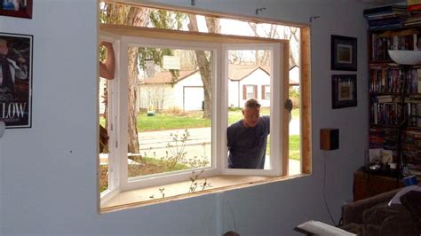 how to install a bow window who can install a bay window angie s list