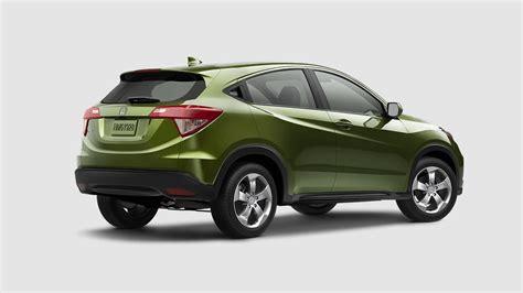 2017 Honda Crv Green by Exterior Colors Of The 2017 Honda Hr V