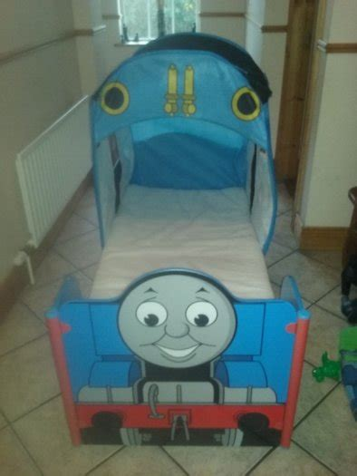 pt6 engine bed mattress sale thomas the tank engine bed and mattress for sale in