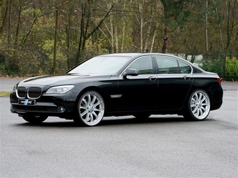 2009 Bmw 7 Series by Hartge Wheels For The New 2009 Bmw 7 Series