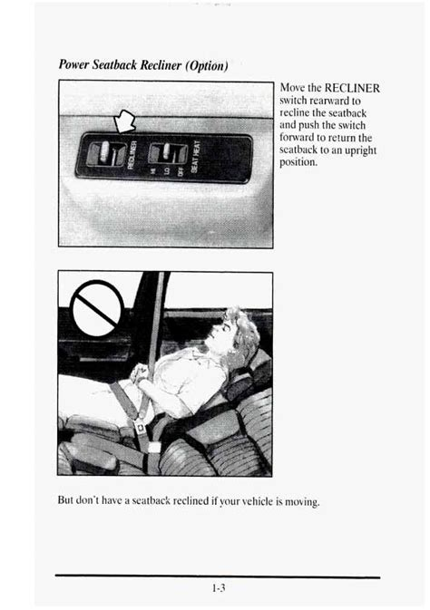 car owners manuals free downloads 1995 cadillac deville lane departure warning 1995 cadillac deville 4 9 l owners manual