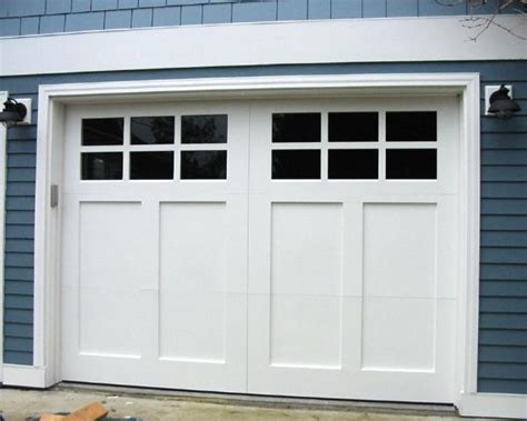 swing out garage doors home depot made custom wood garage doors and real carriage house